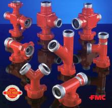 FMC Technologies Weco® Integral Fittings and Pup Joints