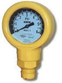 Model 8 Pressure Gauge